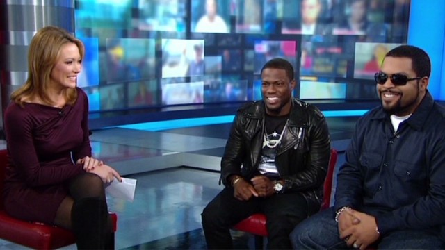 Word games with Kevin Hart and Ice Cube