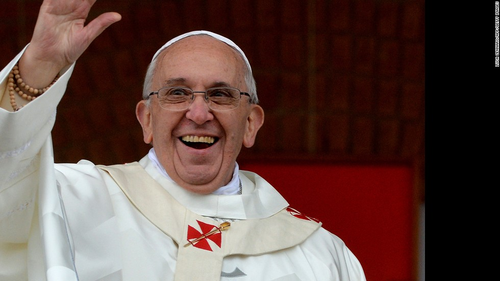 "Pope Francis, the first Latin American and Jesuit pontiff, has opened up discussion about identity, equality and faith with his comments and <a href=""http://www.cnn.com/2014/04/17/world/europe/pope-francis-washes-feet-of-disabled-people/"">actions</a>."