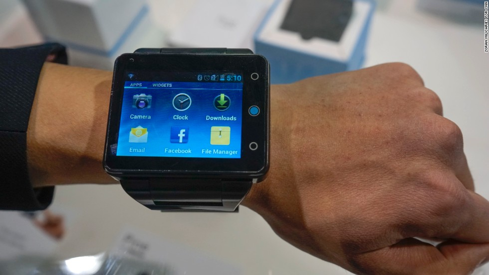 The Pine, a smart watch by Neptune, costs $335 and is scheduled to ship in March.