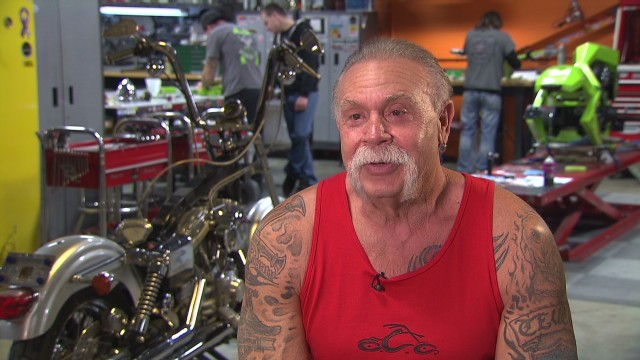 Chopper guru talks sobriety