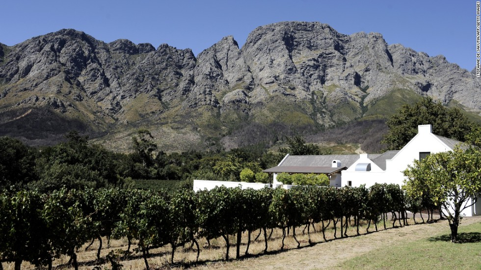 South Africa's world-famous vineyards lead the continent in wine production, but other African nations are making inroads in the wine industry.
