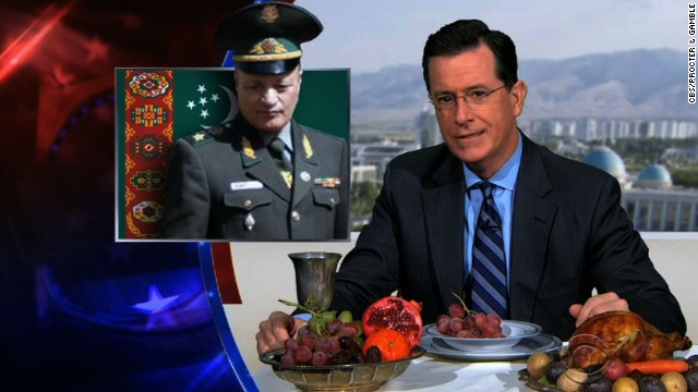 Why Colbert loves the 'People's Choice'