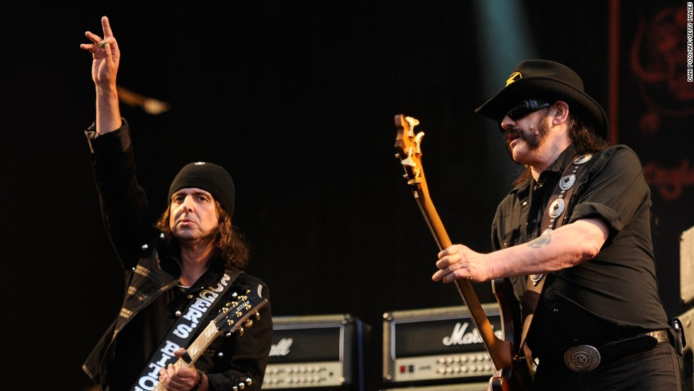 <strong>Motörhead: Performing April 13 and April 20</strong>