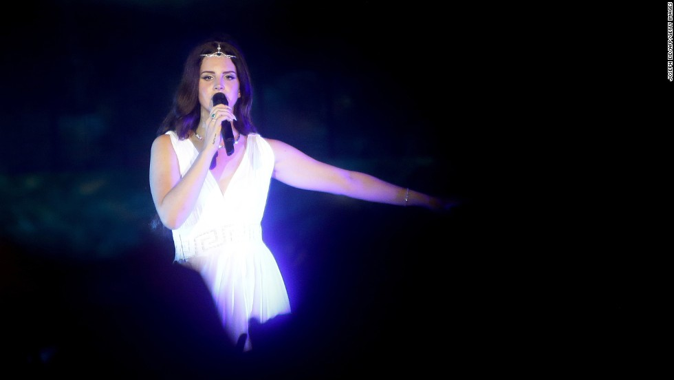<strong>Lana Del Rey: Performing April 13 and<strong></strong> 20</strong>