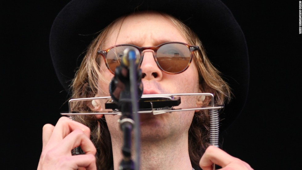 <strong>Beck: Performing April 13 and April 20</strong>