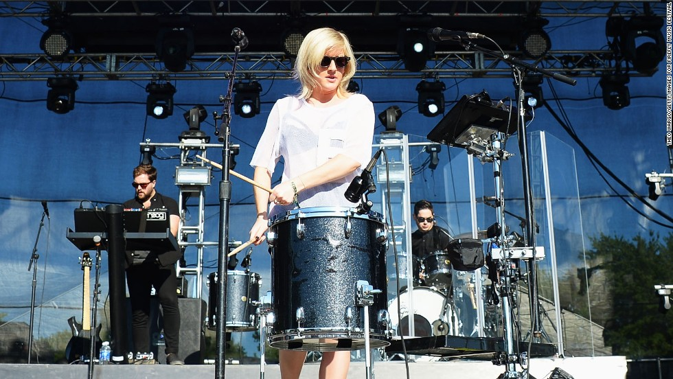<strong>Ellie Goulding: Performing April 11 and <strong></strong>18</strong>