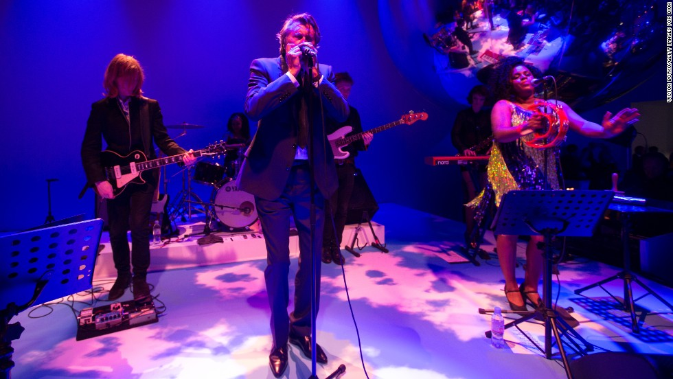 <strong>Bryan Ferry: Performing April 11 and 18</strong>