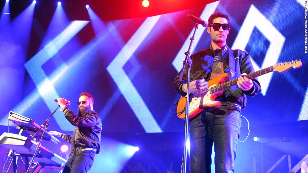 <strong>Capital Cities: Performing April 12 and 19</strong>