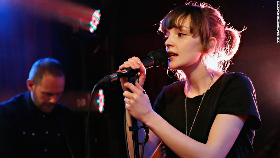 <strong>Chvrches: Performing April 12 and 19</strong>