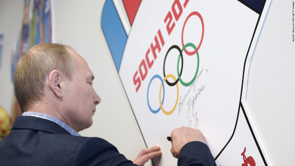 Given the enormous investment, Russian President Vladimir Putin's personal political prestige is at stake in staging a successful Olympics.