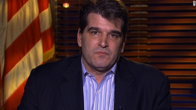Mayor Mark Sokolich of Fort Lee, New Jersey appears on CNN.