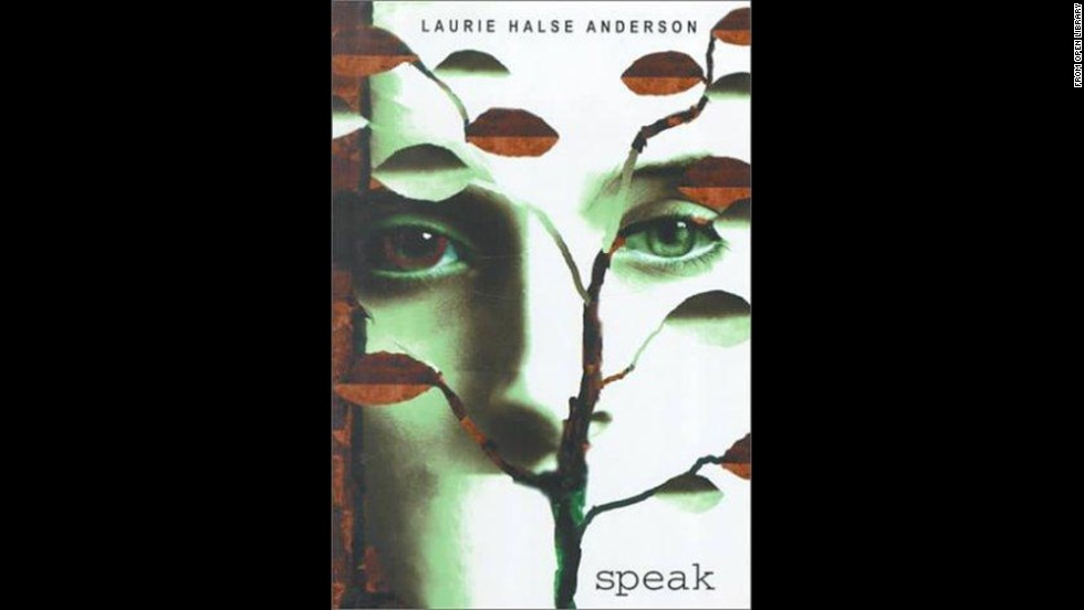 "Laurie Halse Anderson's 1999 book, ""Speak,"" details a high school student's recovery after an older classmate rapes her. Melinda Sordino is ostracized by her peers and refuses to discuss what happened, even to admit to herself that she was raped. It's not an easy read but sheds light on how sexual abuse can affect many parts of young people's lives and communities."