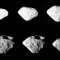 Rosetta Asteroid Steins