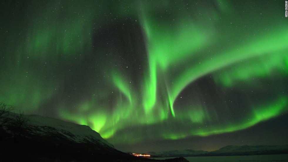 If your golf isn't spectacular you can rely on the Mother Nature to fill the void. The Northern Lights, or Aurora Borealis, can been seen regularly at the resort from October to the end of March.