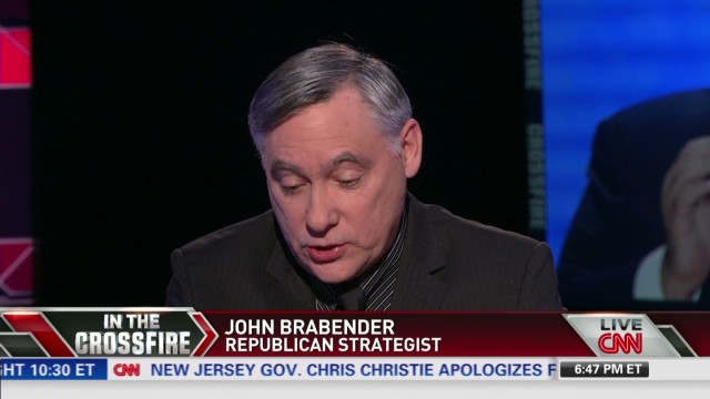 Will scandal affect Christie's job?