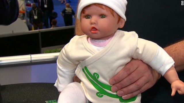 CES 2014: Smart onesie can watch baby