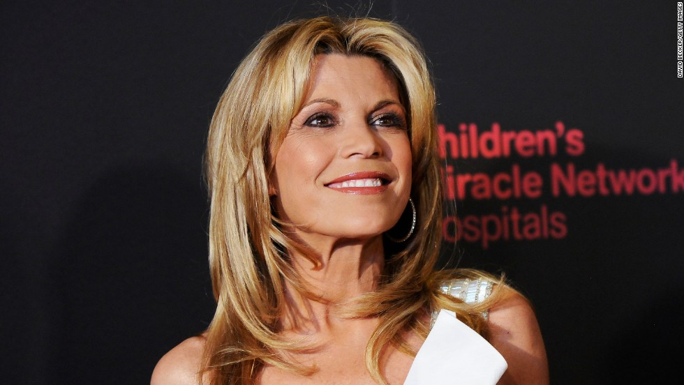 "The biological father of ""Wheel of Fortune"" star Vanna White was Puerto Rican."