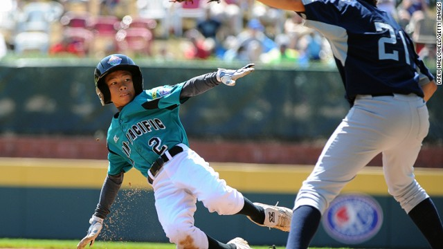 Taiwan ballers have no problem stepping up to the plate.