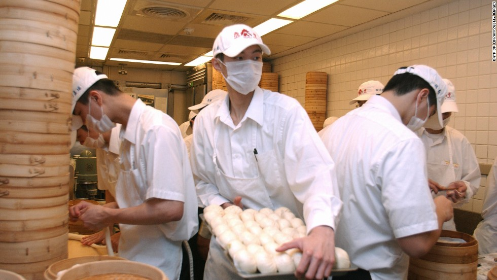 "Taiwan's national food, ""xiaolongbao"" (broth-filled, bite-sized steamed dumplings), have earned Michelin stars and been listed in the Miele Guide."
