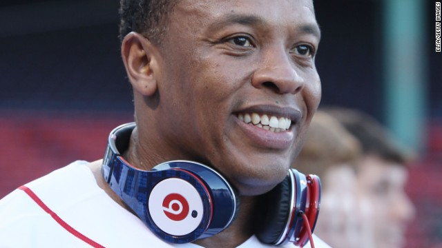 Apple in talks to buy Beats Electronics