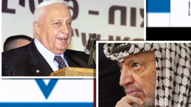 Sharon and Arafat: Enemies to the end