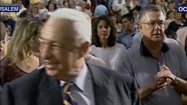 Remembering Ariel Sharon