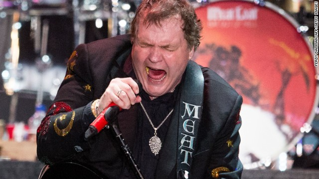 "Meat Loaf:  ""I get to have a lot of fun and it definitely shows."""
