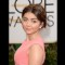 27 golden globes red carpet - Sarah Hyland