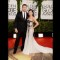 36 golden globes red carpet - Channing Tatum and Jenna Dewan