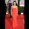 golden globes red carpet - Julia Louis-Dreyfus