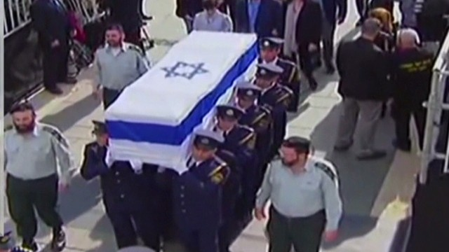 Israel holds ceremony for Ariel Sharon