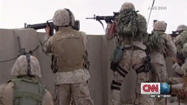 Former U.S. Marines on Fallujah