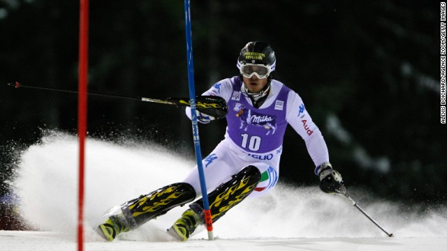 Madonna di Campiglio hosted the Ski World Cup Men's Slalom in 2012.