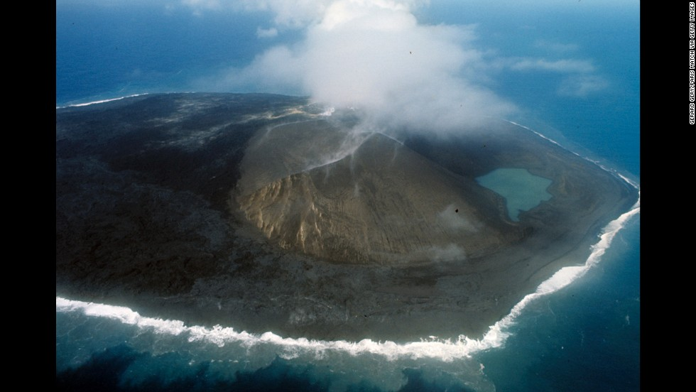 Before 1963, the Icelandic island of Surtsey didn't exist. Then, an underwater volcano in the Westman Islands erupted, and when the activity settled down in 1967, what remained was an island where no island had been before.