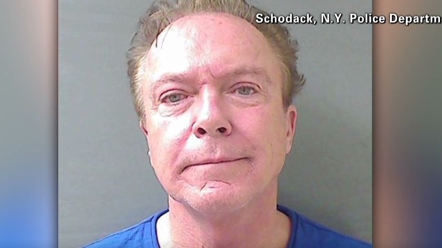 'Partridge family' star arrested...again