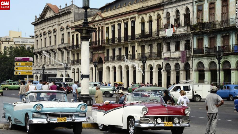 Buying Classic Cars In Cuba