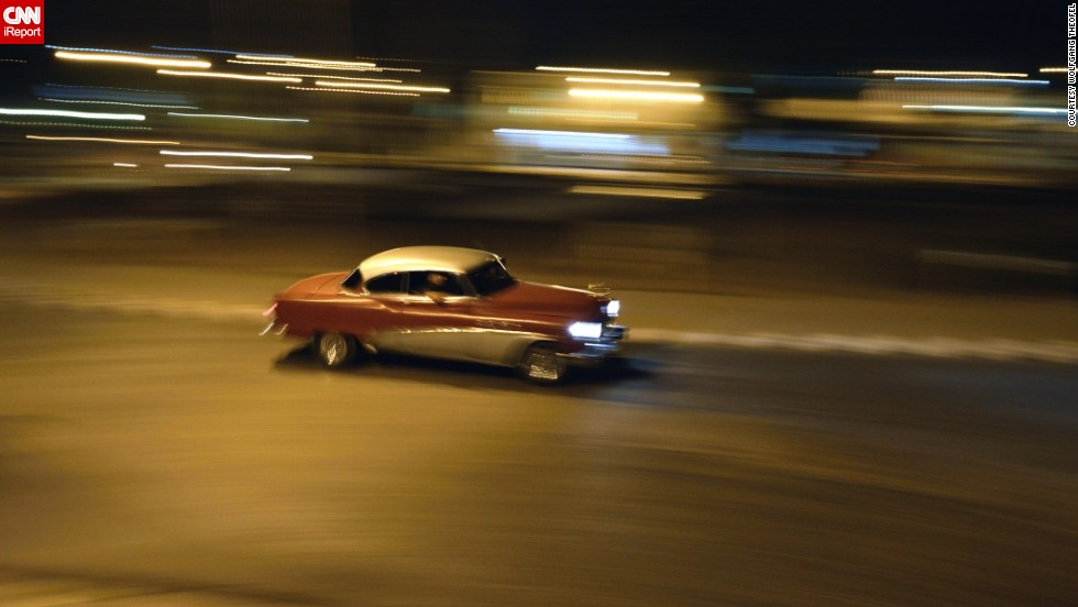 But prices of newly allowed cars are prohibitively expensive for most locals, in the hundreds of thousands of U.S. dollars. The average wage in Cuba is around $20 a month.
