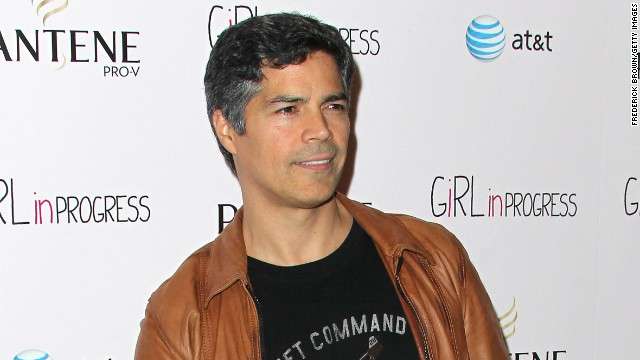 "Actor Esai Morales has defined Latino stereotypes as the ""4 H's of Hollywood."""