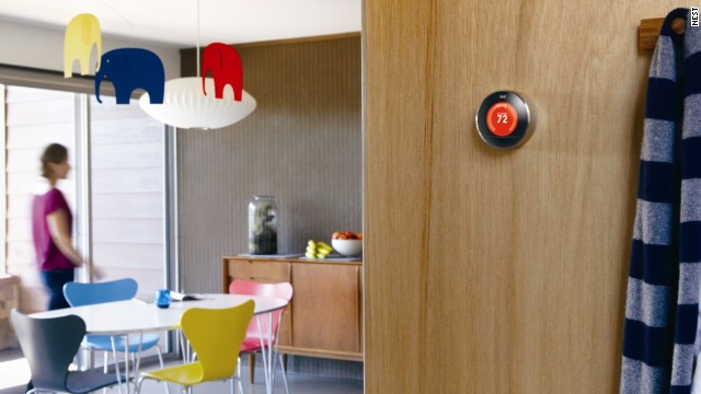 The house that Google and Nest built