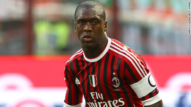 Seedorf returns to manage a club for whom he made over 400 appearances and won two Champions League titles