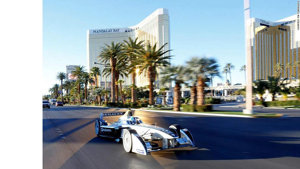 "Away from the family garage and onto the race track, the arrival of Formula E will see electric racers capable of 220 kph flying around the streets of the world's biggest cities in 2014. The new FIA championship will feature <a href=""http://www.fiaformulae.com/guide/specification"" target=""_blank""><strong>Spark-Renault SRT_01E</a></strong> single-seater cars built in co-operation by leading motorsport names, including Williams, McLaren, Renault and Michelin. The inaugural season kicks off in September, with 10 teams battling across Beijing."
