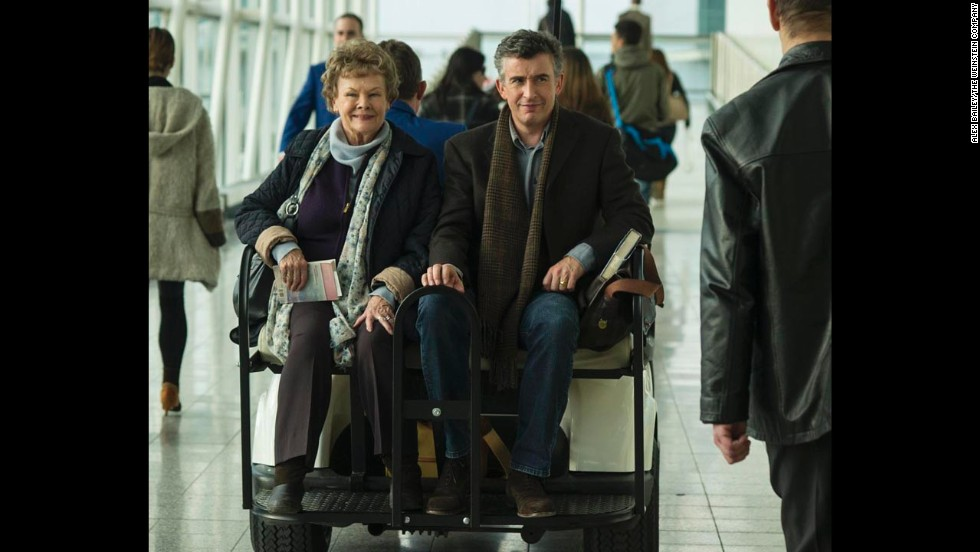 "Steve Coogan remains better known in Great Britain, where he's played the popular Alan Partridge in several TV series, but in America he's just done occasional character parts. ""Philomena"" gives him one of his meatiest roles."