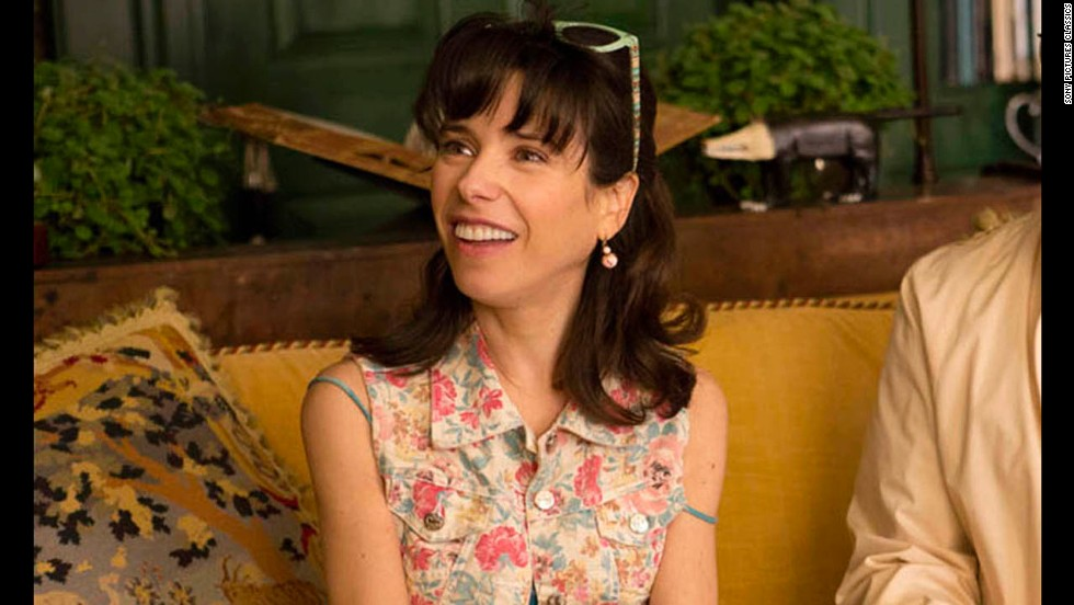 "Sally Hawkins plays Ginger, stepsister to Cate Blanchett's troubled Jasmine, in ""Blue Jasmine."" The part is less showy than Blanchett's, but could earn Hawkins a supporting actress nod."