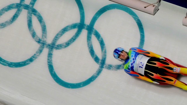 Luge Olympian overcomes brain disorder