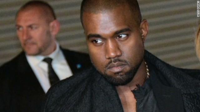 Kanye West named in assault