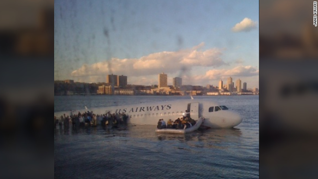 """Remembering the """"Miracle on Hudson"""""""
