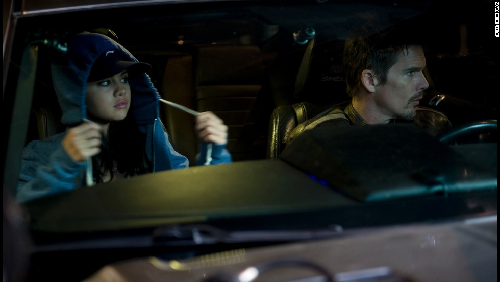 "Selena Gomez made her Razzie mark in ""Getaway."""