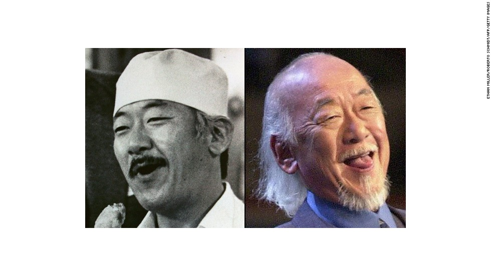 "Pat Morita might be more well known for his performance as Mr. Miyagi in ""The Karate Kid"" movie than for his role as Arnold in the first few seasons of ""Happy Days."" He died of kidney failure in 2005."