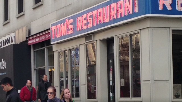 What are 'Seinfeld' stars doing HERE?!