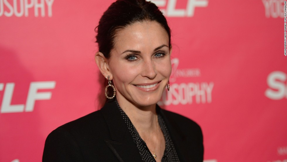 "Actor Courteney Cox became a friendly face in Hollywood thanks to her portrayal of Monica Geller on NBC's hit sitcom ""Friends."" Cox's TBS series ""Cougar Town,"" which she stars in and produces, focuses on ladies over 40 in the dating game. Cox will turn 50 on June 15."